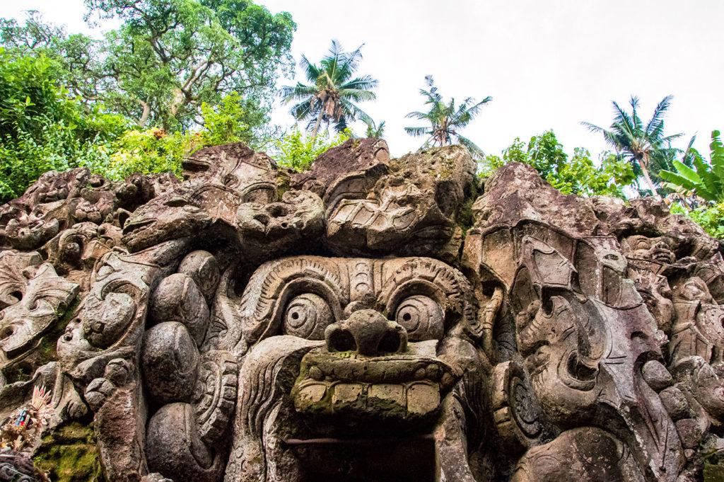 Goa Gaia Bali Indonesia