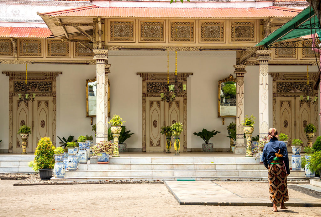 Temple Indonesia
