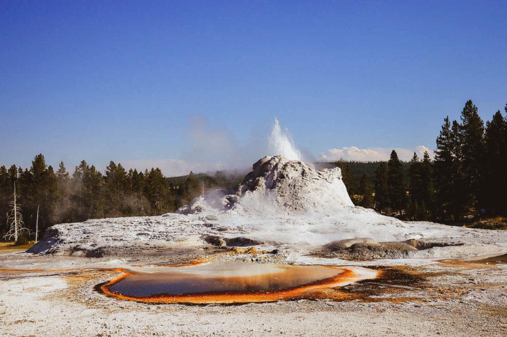 geyser castle usa