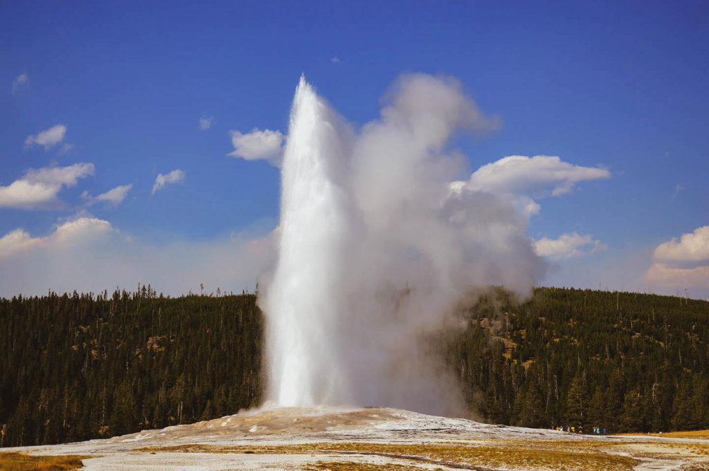 flow geyser old faitfhful