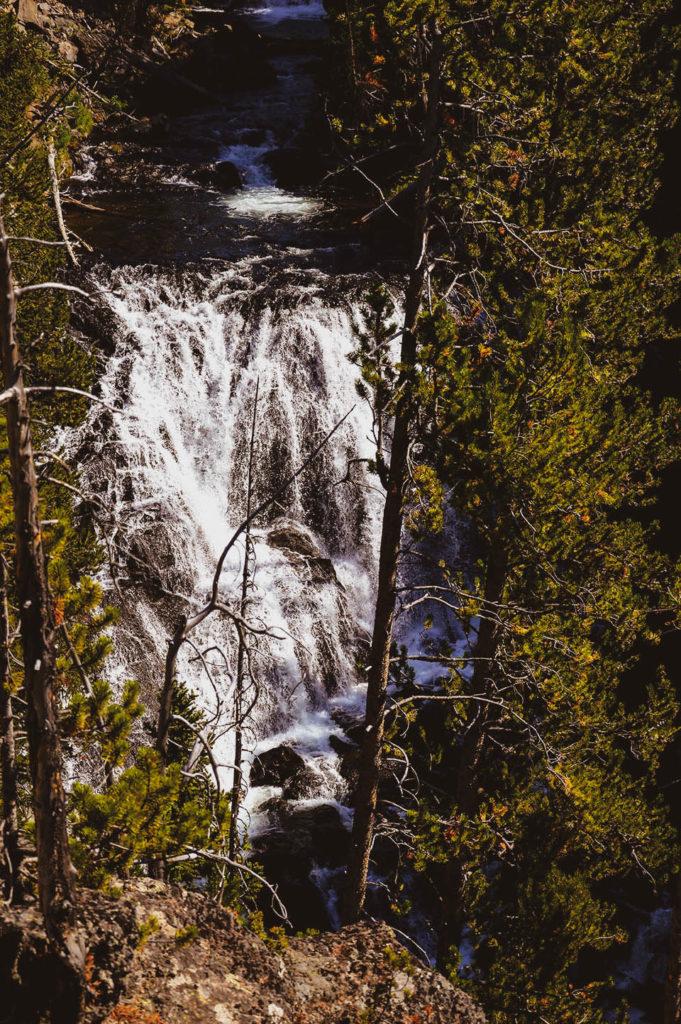 zoom waterfall