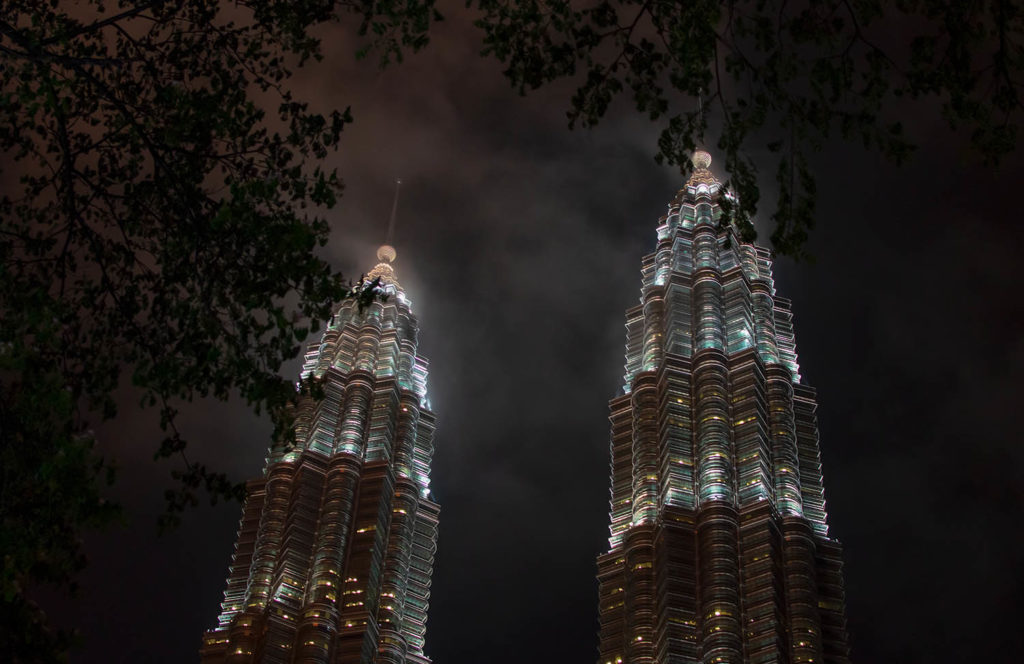 Kuala Lumpur Petronas Tower Malaysia