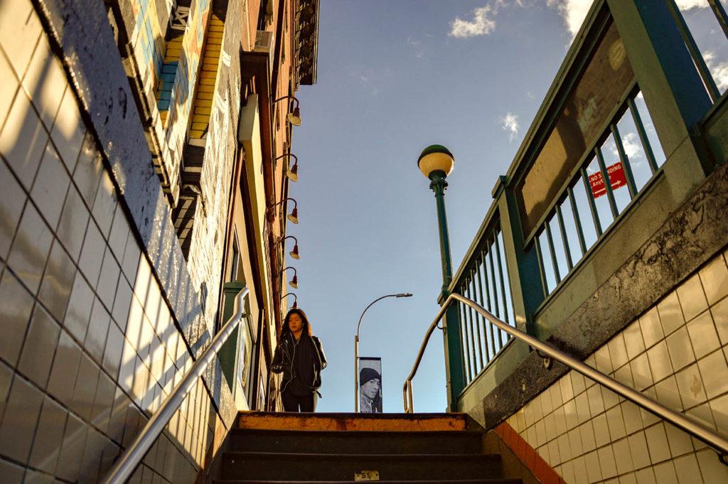 subway ny usa