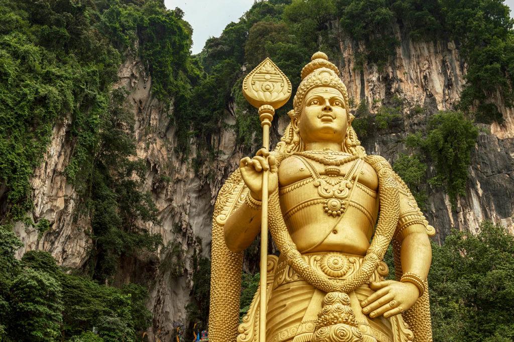 macro Batu Caves Malaysia