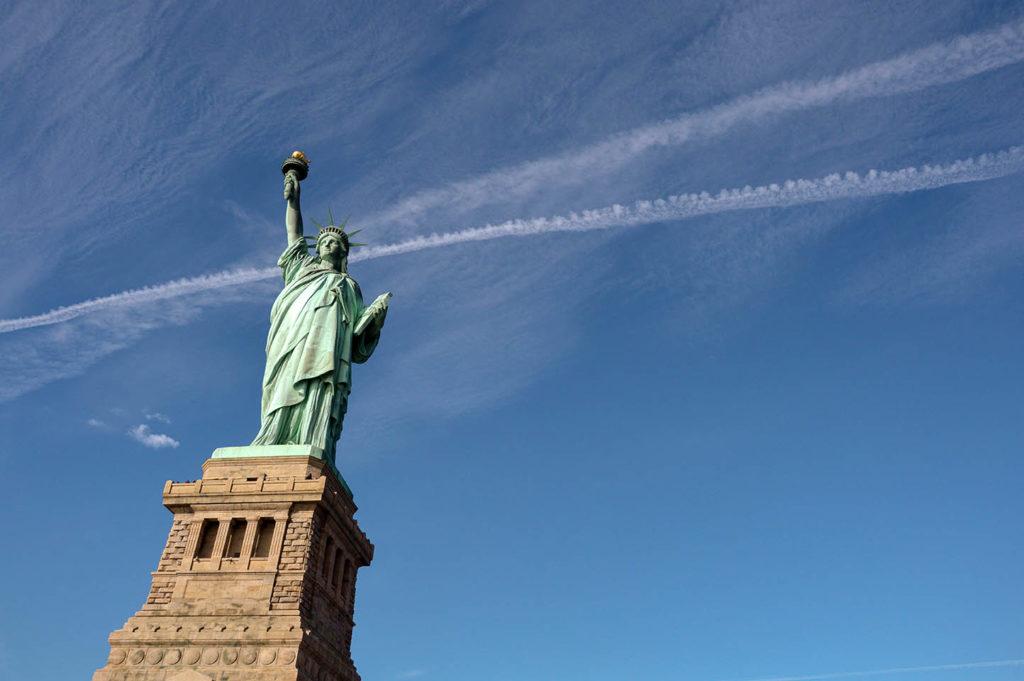 statue of liberty ny usa
